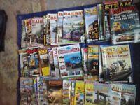 RAILWAY BOOKS AND MAGAZINES