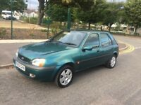 Ford Fiesta 1.2 – Only 46000 miles with 12 months MOT