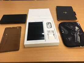 Huawei mediapad m3 32GB With covers