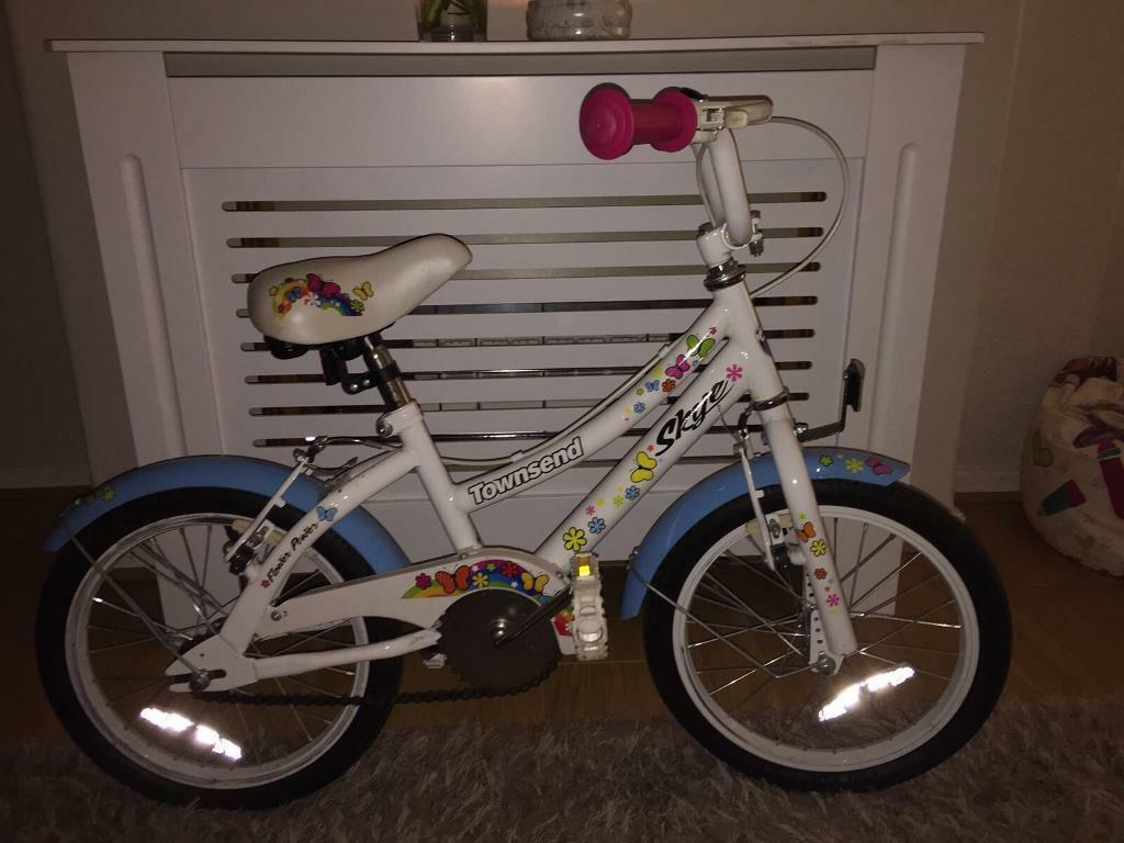 Girls bike 12''