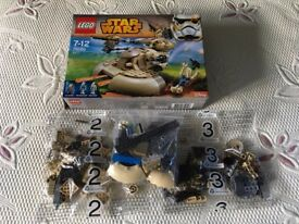 LEGO 75080 – Star Wars Episode 1 AAT Set (New/Used)