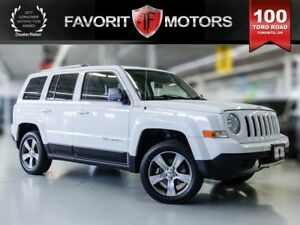 2017 Jeep Patriot Sport 4x4, High Altitude, Leather, Sunroof