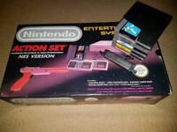 Nintendo Entertainment system Nes boxed