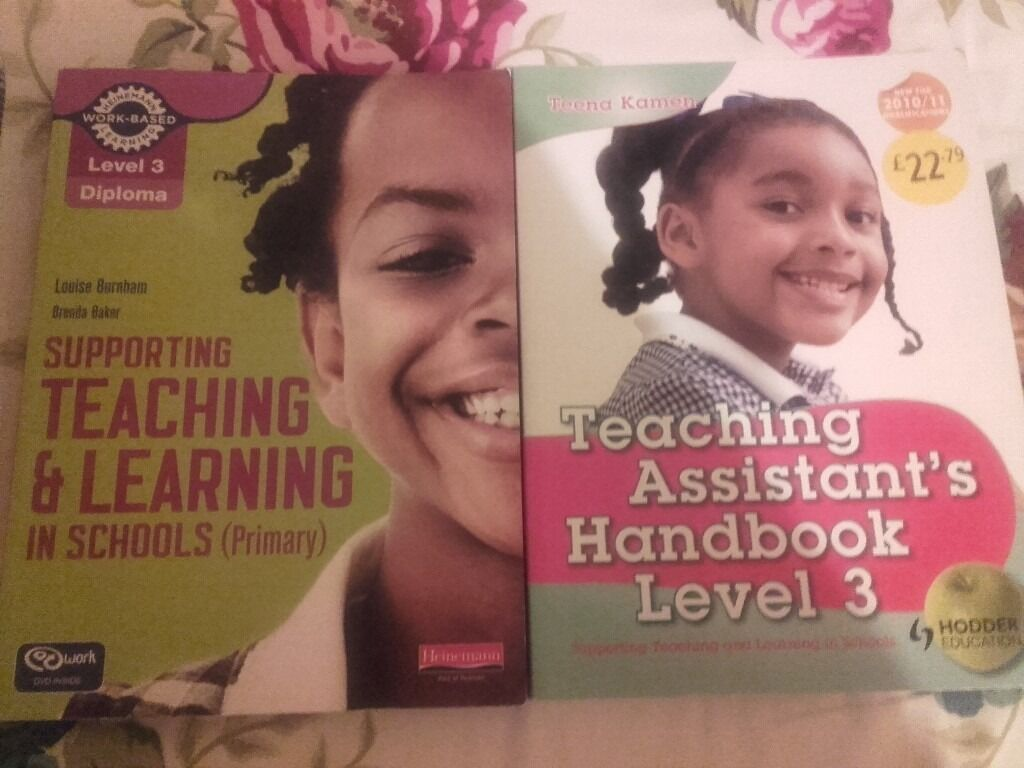 Supporting teaching and learning in schools textbooks