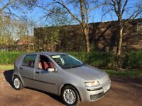 Fiat Punto 1.9 jtd turbo diesel 5 door mot July 2018 recent service timing belt replaced 55+ mpg