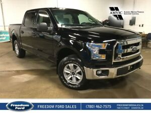 2016 Ford F-150 Air Conditioning, Cloth Seats