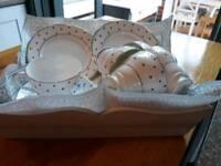 Bone china set (viona)