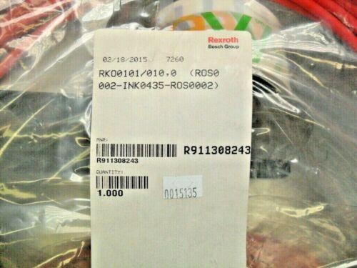 QTY 10M- BOSCH REXROTH CONTROLS R911308243 - Sealed Factory bag
