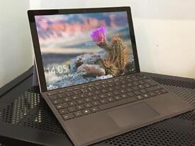 Microsoft Surface Pro 2017 - Intel m3 - 128GB c/w Type Cover