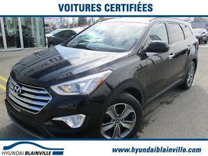 2014 Hyundai Santa Fe XL A/C, 7 PASSAGERS, DÉMARREUR DISTANCE, M