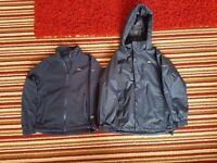 Tresspass 3-in-1 jacket 7-8 years