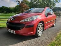 56 Peugeot 207. Cheap To Run&Insure!
