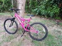 Sabre lady's mountain bike