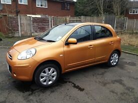 Nissan Micra 2011 - ONLY 1 previous owner - Genuine Millage - FULL service History - 1 year MOT