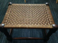Antique/Vintage Hand Made Stool 100 Years Old
