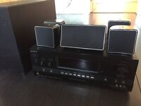 Sony & Jamo Speakers. Home Cinema System