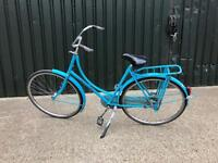 Dutch bike: Gazelle Basic