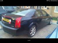 Cadillac cts 2006 3.6 low mileage