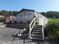 Large 2 Bedroom 2015 Willerby Clearwater Lodge for Sale just outside Girvan, Ayrshire