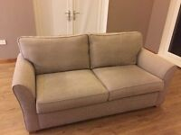 3 Seater Sofa, . Beige Colour