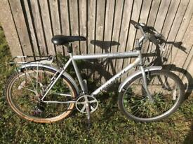 24b7a223ca2 Raleigh Spirit Mountain Bike. Serviced, Good Condition, Free Lock, Lights,  Delivery