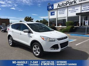 2013 Ford Escape SE EcoBoost 4WD| Bluetooth| Cruise Control| 4wd