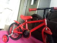 Kids Bike 2- 6 yrs