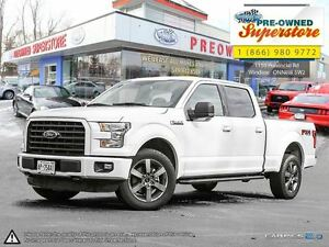 2016 Ford F-150 XLT SPORT PACKAGE WITH NAV