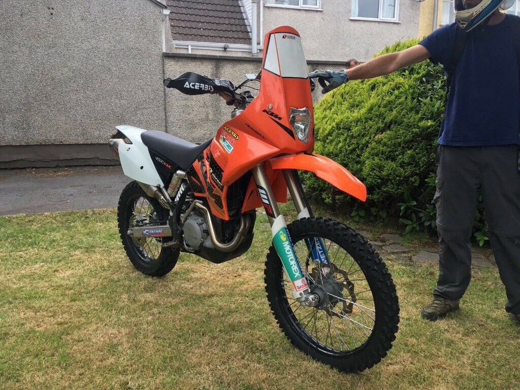 ktm 525 exc rally 2004 in strabane county tyrone gumtree. Black Bedroom Furniture Sets. Home Design Ideas
