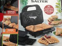 Waffle/ toastie maker
