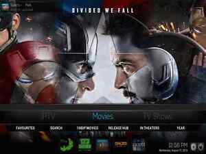 Jailbroken  Android Tv Box Free TV and Movies! Bayswater Bayswater Area Preview