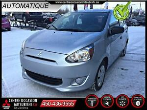 2015 Mitsubishi Mirage ES PLUS AUTOMATIQUE