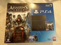 PS4 bundle, 11 games, 2 controllers