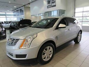 2014 CADILLAC SRX AWD Luxury
