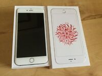 Apple iPhone 6 Plus - silver - 16gb