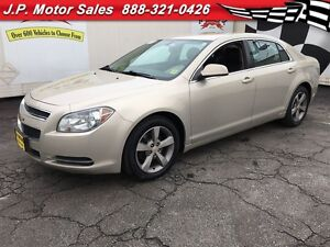 2011 Chevrolet Malibu LT, Automatic, Steering Wheel Controls, Bl