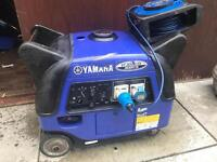Yamaha EF3000iSE Inverter Silent 4 Stroke Petrol Electric Start Generator 240v
