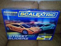 scalextric street sliderz drift set