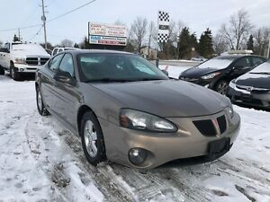 2007 Pontiac Grand Prix - Certified
