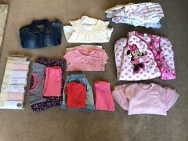 Baby girl clothes 9-12 months bundle