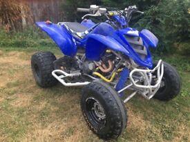 Yamaha 660 raptor 2005