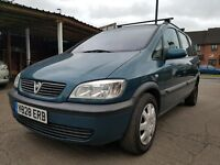 VAUXHALL ZAFIRA== AUTOMATIC GEARBOX = = 7 SEATER = EXCELLENT RUNNER