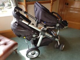 ICandy double push chair