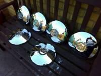 Vw t25 chrome hub caps