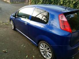 Fiat punto sporting 1.9jtdm + £££ or cash sale
