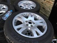 Loads of alloy wheels
