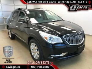 Used 2013 Buick Enclave CXL-AWD, 7 Passenger, Heated Leather