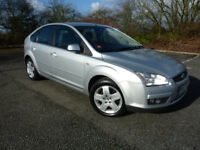 2007 Ford Focus (Low miles); 12 month MOT