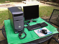 PC Dell Computer Desktop (Not Laptop / Tablet) #FREE LOCAL DELIVERY#
