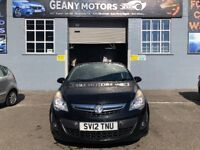 *WARRANTY* 2012*LIMITED EDITION*ECOFLEX DIESEL CORSA, FULL MOT, FULL SERVICE HISTORY, FULLY SERVICED
